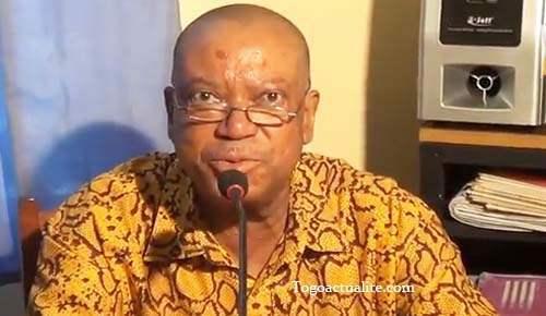 Togo : L'ANC exige la libération immédiate de Satchivi et de tous les autres prisonniers politiques