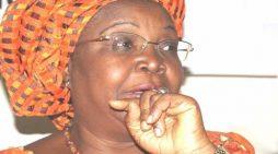 Brigitte Adjamagbo Johnson : « On a l'impression que notre régime est devenu fou »