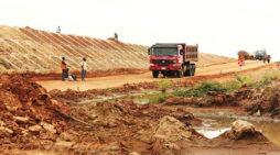 Suite des scandales des grands travaux : Le contournement de la Faille d'Alédjo de nouveau en chantier après plus de 17 milliards en l'air