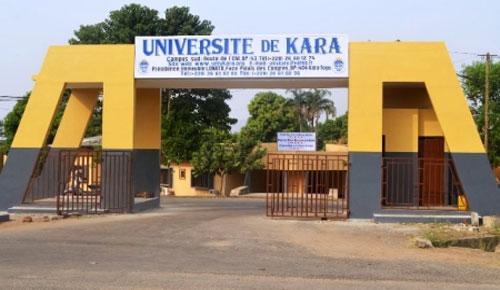 Togo / Des étudiants blessés et arrêtés à l'Université de Kara mardi