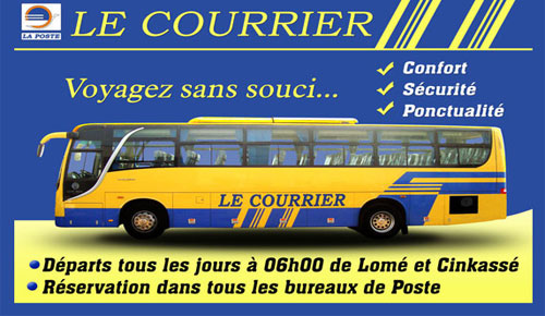 Photo illustration La Poste