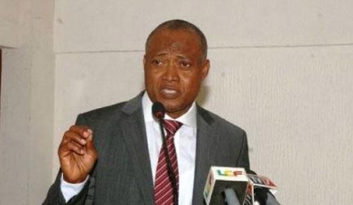 Togo/Interview exclusive/Jean-Pierre FABRE, plus que jamais déterminé