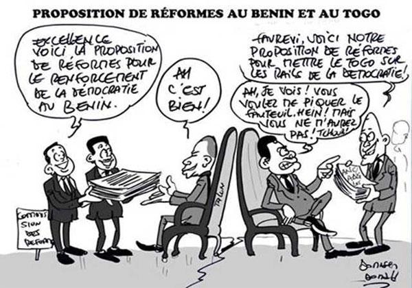 Caricature : Donisen Donald / Liberté