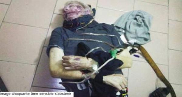 Un vieux expatrié blanc sauvagement tué chez lui à Totsi, Lomé | Photo : L'Indépendant Express