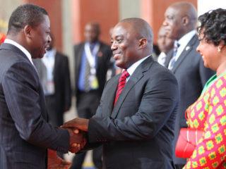 Alternance politique en Afrique : Kabila racroche, Faure s'accroche