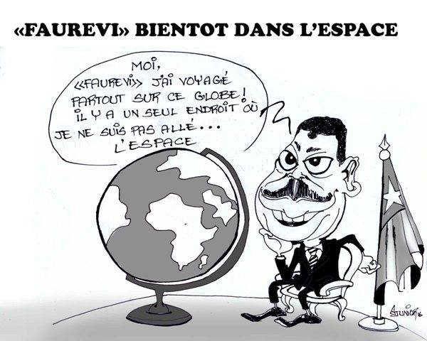 Caricature : Gunicr16 / Liberté