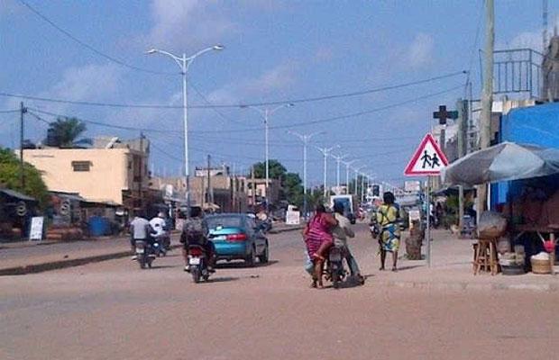 Une rue à Bè-Kpota | Archives : Koaci