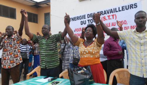 Togo – Un préavis de grève de 10 jours de la STT