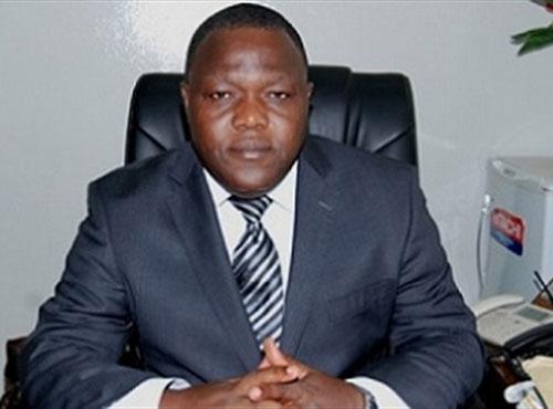 Johnson Kueku Banka, DG de CETEF | Archives