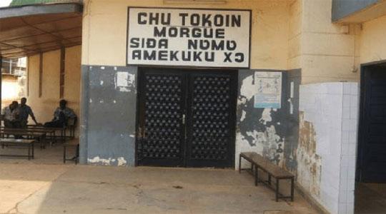 La morgue du CHU Sylvanus Olympio à Lomé | Archives