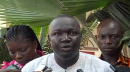 Togo – Gerry Taama soutient Gilbert Bawara