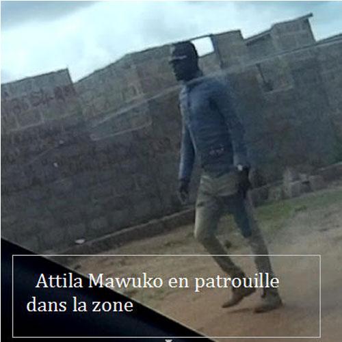 L'escroc Attila Mawuko | Photo : MMK