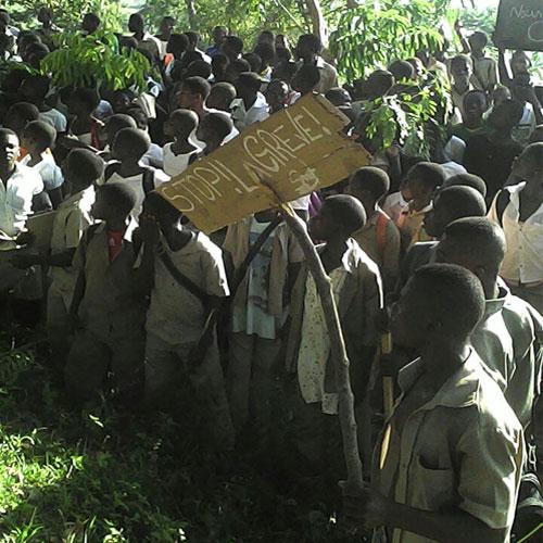 Education : Nouvelle grève de trois jours la semaine prochaine