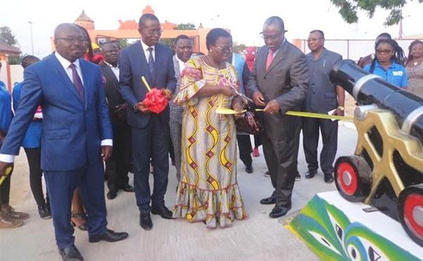 Tata Park : Un nouveau site de divertissement pour petits et grands ouvert au public vendredi à Lomé