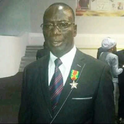 L'assassin à la solde du régime de Faure Gnassingbé, le sauvage major Kouloum N'ma Bilizim | Photo : CDT