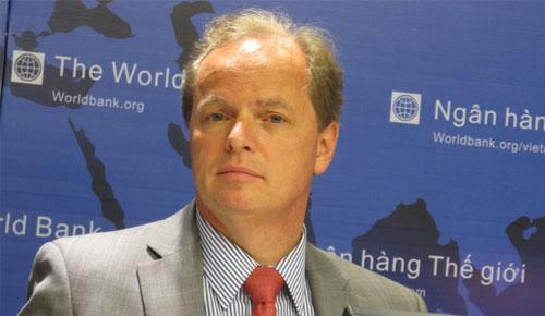 Axel van Trotsenburg (Vice-président du Groupe de la Banque mondiale pour le financement du développement)