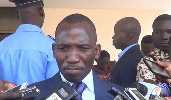 Interview du ministre Gilbert Bawara : » Nous allons œuvrer de parts et d'autres pour créer les bonnes conditions pour un dialogue serein et fécond»