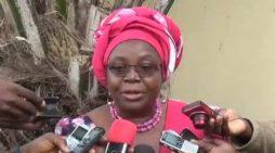 Togo – Brigitte Adjamagbo Johnson : « Notre cause est juste »