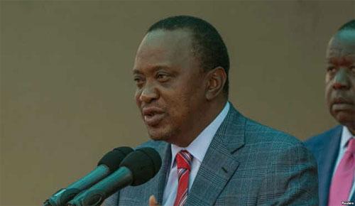 Kenya, Coup de tonnerre : La Cour suprême kényane invalide la victoire du président Uhuru Kenyatta !