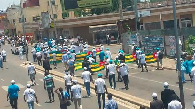 Politique : UNIR avec deux grandes manifestations les 31 janvier et 3 février à Lomé
