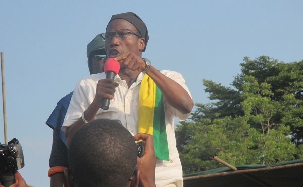 Togo : audio / Intégralité de l'interview de Tikpi Atchadam qui met tout le Togo Debout et sonne la fin RPT-UNIR