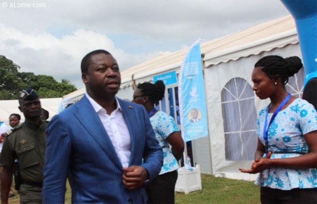 Togo/ Congrès statutaire du parti UNIR : Président Faure Gnassingbé confiant d'un lendemain meilleur