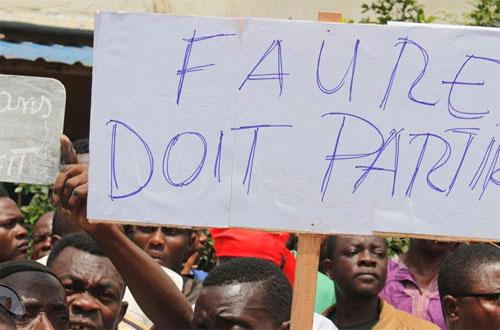Togo Le dialogue politique est constipé