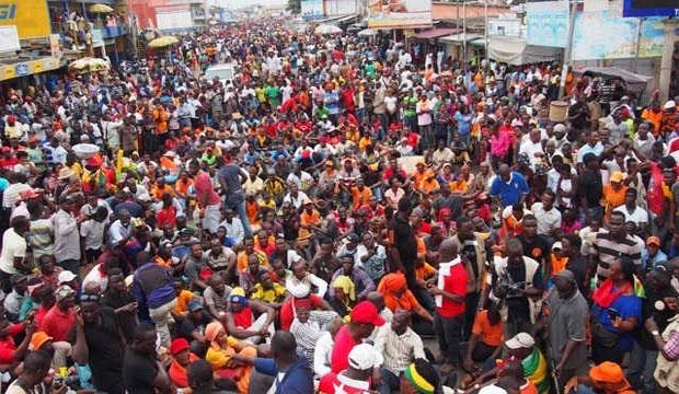 Fenêtre sur l'Afrique du 04 novembre 2017 : levée d'interdiction de manifester en semaine; la rue aura-t-elle raison sur le pouvoir togolais?