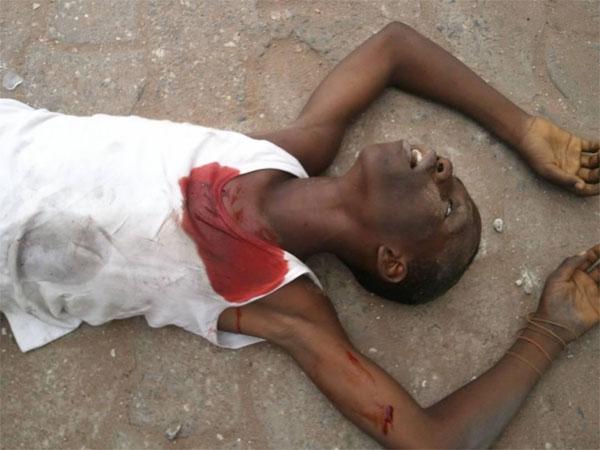 Togo : Le droit de tuer, sur instructions personnelles de Faure Gnassingbé