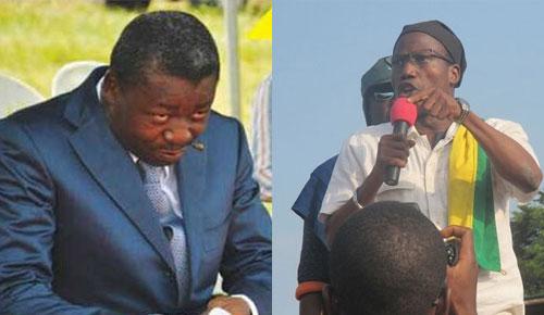 Togo : Villes en état de siège, tentative d'enlèvement d'Atchadam, … Le dialogue et l'apaisement dans l'évangile selon Faure Gnassingbé