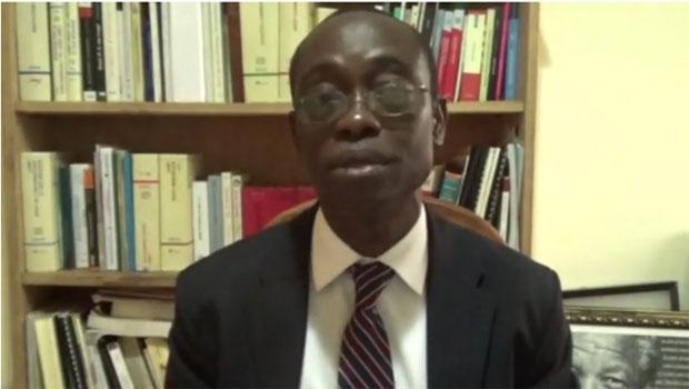 Prof Wolou Komi: « La finalité de notre lutte, c'est le départ du régime »
