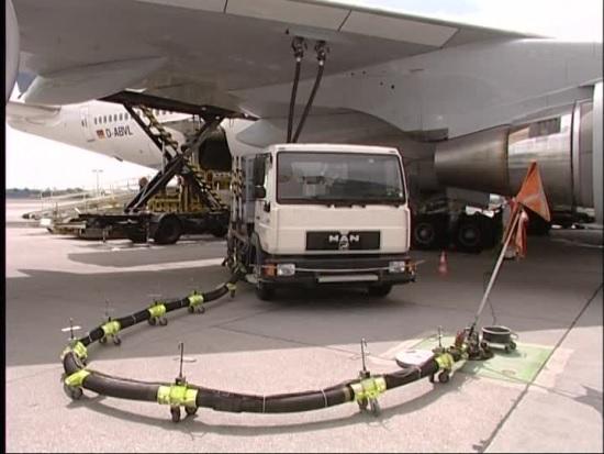 L'aéroport de Lomé menacé de paralysie par une grève des transporteurs des hydrocarbures