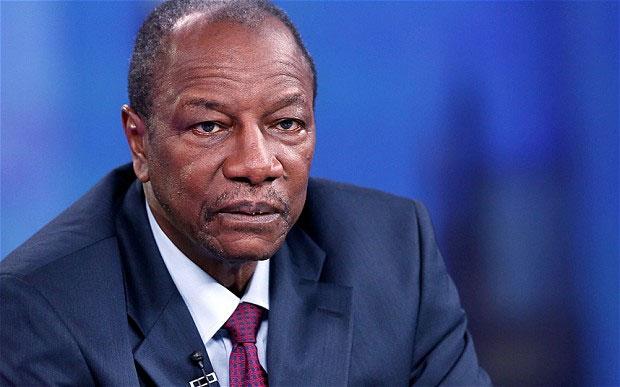 """Marché d'esclaves en Libye: """"au nom de l'Ua, j'exprime mon indignation"""" dixit Alpha Condé"""