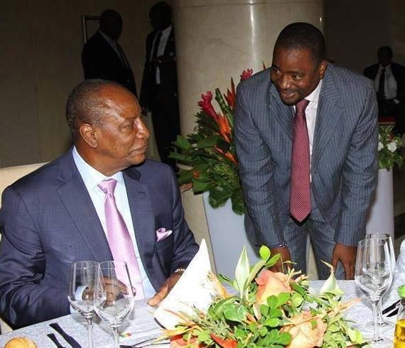 Crise politique : Un émissaire d'Alpha Condé à Lomé ce week-end