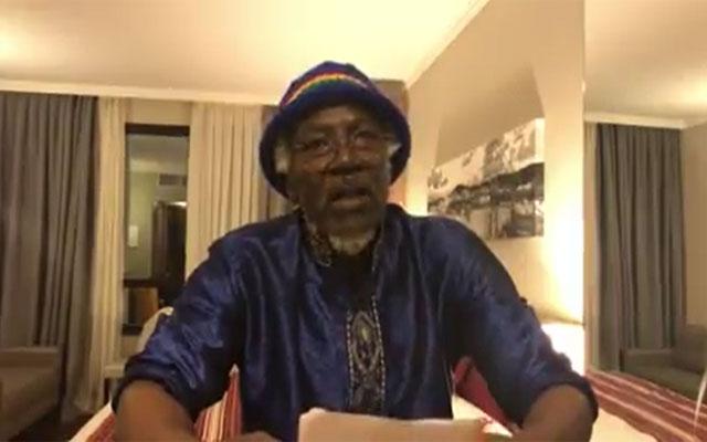 Esclavage en Lbye : Coup de gueule de Alpha BLONDY très révolté