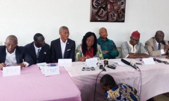 Togo: Faure Gnassingbé sème les germes de la division et de la haine dans le but de dresser l'armée contre le peuple