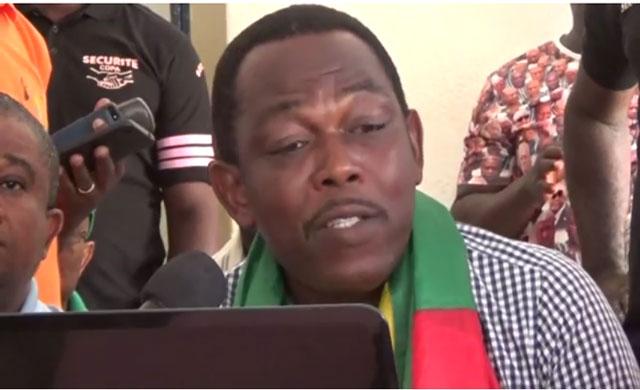 Togo : VIDEO / Déclaration liminaire des forces démocratiques