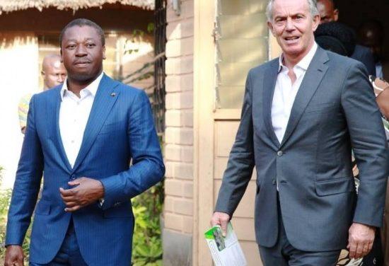 Les raisons des « multiples » voyages de Tony Blair au Togo enfin connues