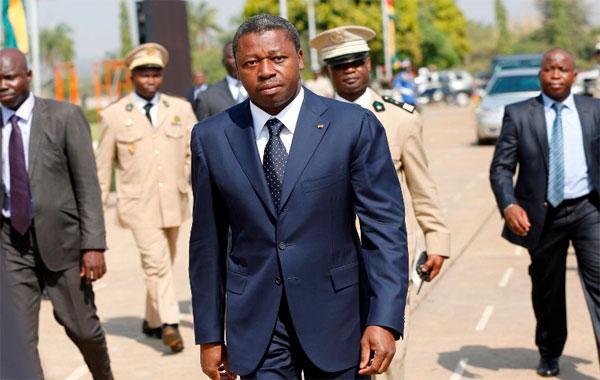 Togo : la garde rapprochée de Faure Gnassingbé