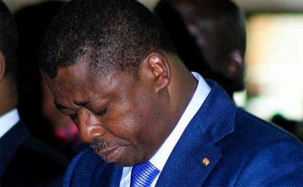 Vidéo-Togo : LA FIN DE FAURE GNASSINGBE