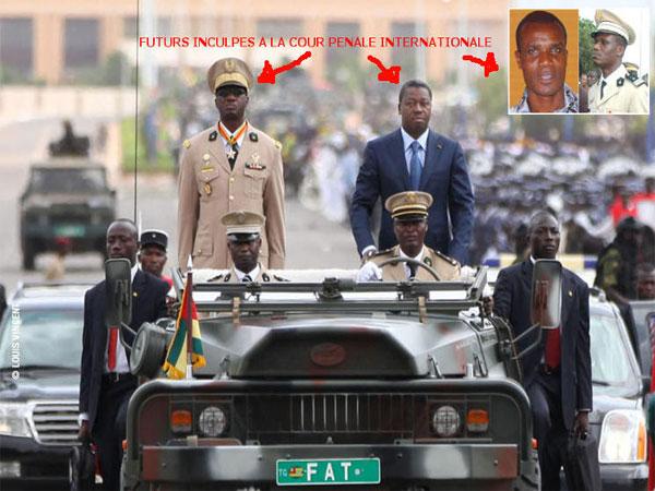 Faure Gnassingbé se comporte désormais en chef de guerre contre les populations à mains nues