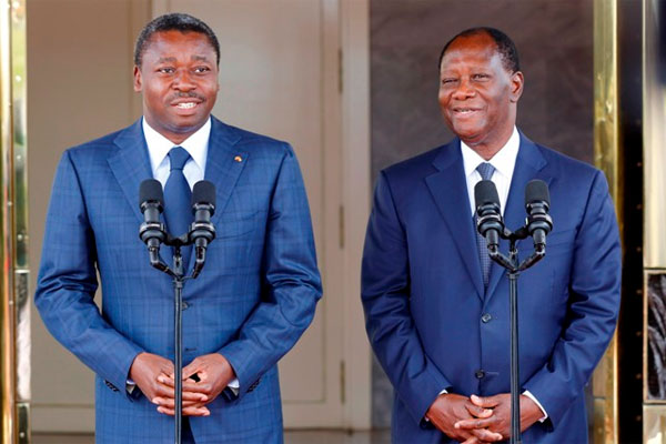 Crise au Togo : Ouattara attend de voir