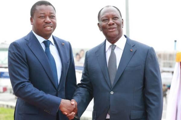Togo : Ouattara promet une solution de la CEDEAO à la crise togolaise