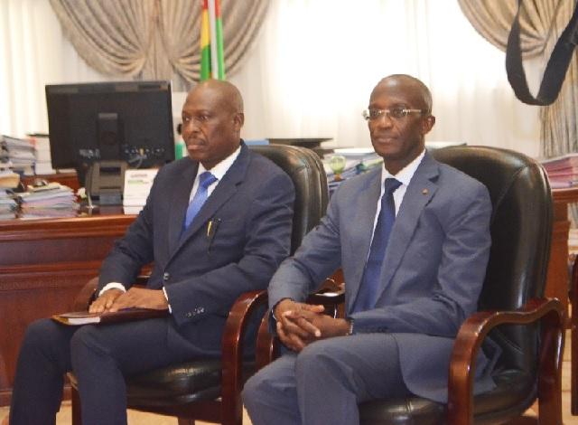 Le GPP plaide la cause des pétroliers devant le Premier ministre, Komi Sélom Klassou