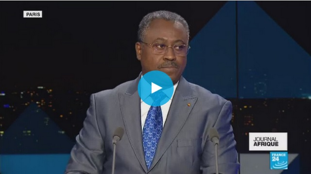 Togo : Guy Madjé Lorenzo, Totalement Nul sur France 24 !