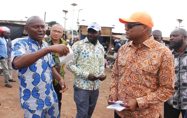 Togo/Fabre n'est ni malade, ni en Guinée, mais bien à l'étranger