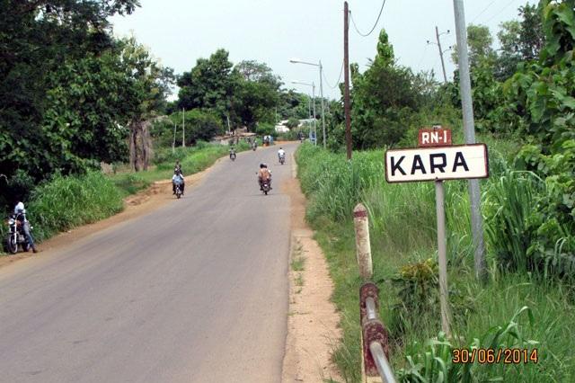 Togo / Manifestations de l'opposition interdites dans plusieurs localités du Nord James Amaglo des FDR : «»Kara va tomber»»