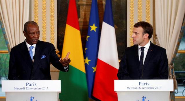 Togo –  Médiation : Macron demande à Condé de laisser le champ libre à Akufo-Addo