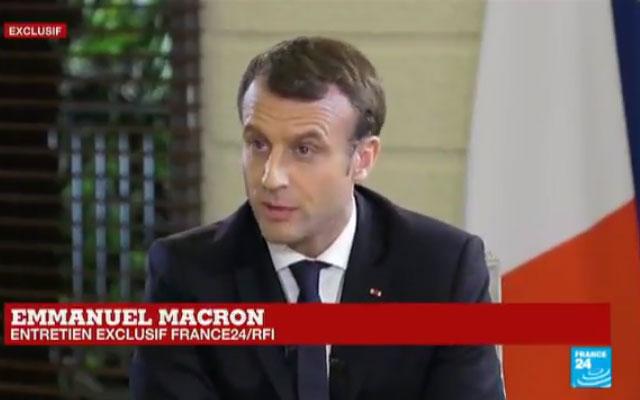Macron : « le temps où la France disait à un président africain de partir, est révolu »