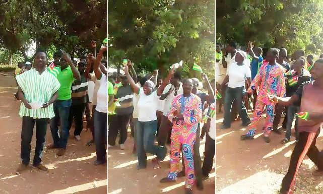 Au Togo, les populations de certaines villes comme Niamtougou n'ont pas droit de manifester…